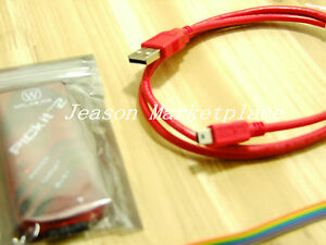 Details about PICkit2 Microchip Development Programmer w / USB cable, wire PIc