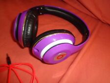 Beats by Dr. Dre Studio 2 Headband Headphones Wired  Mouve