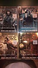 EMPIRE UK MAGAZINE #294 DEC 2013, The HOBBIT, Desolation of Smaug, ALL 4 COVER.