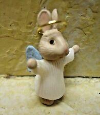 Hallmark Keepsake Miniature Christmas Tree Ornament Nature's Angels First Series