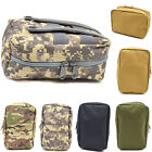 Military Tactical Medical Emergency Rescue First Aid Kit Tool Pouch Survival Bag
