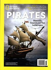 """National Geographic """"PIRATES"""" ~ Shipwrecks ~ Conquests ~ Legacy ~ Treasure ~ NEW"""