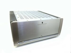 PARASOUND A-21 Two Channel Power Amplifier High End 500 Watts RMS GOOD Like NEW