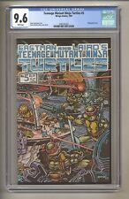 Teenage Mutant Ninja Turtles #5 (CGC 9.6) White Pages; 1985 Mirage Comics (j 251