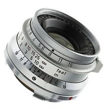 Leica Summicron 35mm F2 Lens 8-Element M2 Version Beautiful Condition