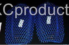 1998-2003 TL1000R TL 4pc NEP 1000R Blue Fairing Grilles Screens Vents Mesh