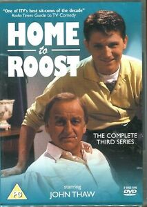 Home to Roost : Complete Third Series (3) DVD  John Thaw