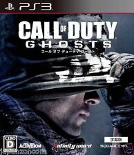 Used PS3 Call of Duty ghost SONY PLAYSTATION 3 JAPAN JAPANESE IMPORT