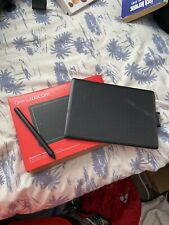 More details for wacom one ctl-672 graphic tablet - black/red