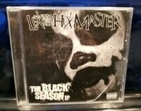 Lex the Hex Master - The Black Season CD SEALED twiztid insane clown posse blaze