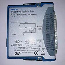 National Instruments Ni9476 32-Ch 24V Sourcing Digital Output Module