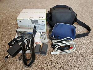 JVC Everio G GZ-MG330 Hard Disk Camcorder