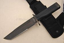 FOX Knife  SF-C02 Spartan Bayonet w/ N690Co SS & MILSPEC Forprene