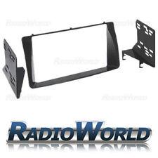 Toyota Corolla Double Panel Plate Fascia Facia Surround Adaptor Car Stereo Radio