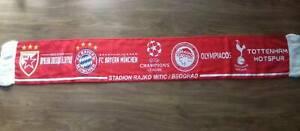 SCHAL Crvena Zvezda/Roter Stern Champions League 2019 GROUP B BAYERN M.Tottenham