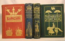 Geo. Gomme. The King's Story Book, The Queen's, The Prince's & The Princess's.