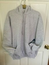 Russell Athletic Pullover Hoodie Birch/Lt Oxford  men's XXL 50/50 blend