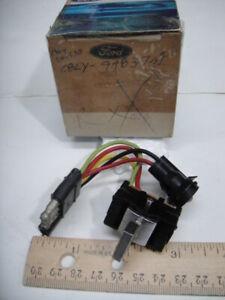 NOS OEM Genuine 1969 70 71 Lincoln Mark III Speed Control ReleaseActuator Switch