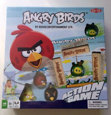 Angry Birds Action Game Rovio Entertainment Tactic Games NEW