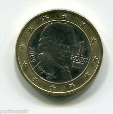 AUTRICHE - pièce de 1 euro 2009 - TTB