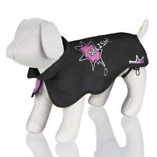 TRIXIE Mantel Avallon Softshell M 45 cm schwarz Wintermantel Hundemantel Mantel