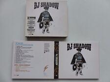 DJ SHADOW The outsider 1707194CD ALBUM