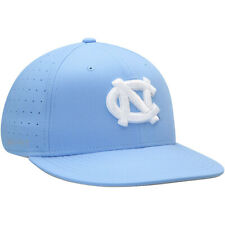 5e341e62de88ca Nike Carolina UNC Tar Heels Aerobill Fitted Baseball Cap Hat NWT 7 1 2 Blue