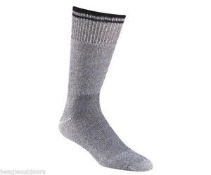 NEW Fox River/Alpine Design Snow Boarder Sock 2-Pair Medium Charcoal Socks 5288