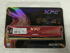 Adata XPG 4GB (1x4GB) PC3-12800 DDR3 1600 AX3U1600C4G9-RR Desktop Memory - Used