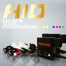 Xentec HID KIT SLIM Xenon 9003 H4 Hi-Lo Beam 9004 9007 H13 9008 Conversion Light