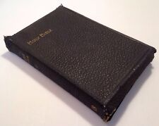 The Holy Bible - Old & New Testaments - (c1911) British & Foreign Bible Society