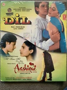 Dil / Aashiqui - 2 In 1 Bollywood Music CD