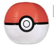 Pokemon Poke Ball 40 cm Beach Ball Pokemon Go Pool Float Rare Cosplay Floats