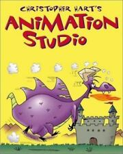 Christopher Hart's Animation Studio-ExLibrary