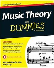 Music Theory For Dummies: By Pilhofer, Michael, Day, Holly