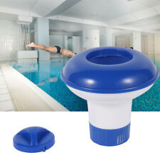 Chlorine Bromine Tablets Floating Dispenser Floater Spa Hot Tub Swimming Pool Us