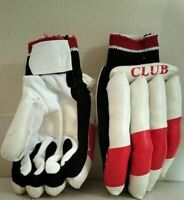 Cricket Batting Gloves High Quality Professional Level Mens Right Light Weight