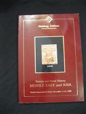 David Feldman Auction Catalogue 1988 Middle East & Asia
