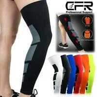 Compression Socks Knee High Support Stockings Leg Thigh Sleeve Sports Men Women