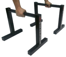 Large Parallettes Dips Dip Bar Gym Push Ups Hand Stand Yoga Gymnastics Crossfit