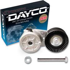 Dayco Drive Belt Pulley for 2007-2012 Nissan Sentra 2.0L L4 - Tensioner xb