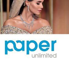 10 Mil Satin Inkjet Microporous Photo Paper 60″ X 100′ Roll HP, Canon, Epson