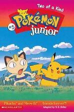 Two Of A Kind ? (Pokemon Junior,No.5) Heller, Sarah Paperback