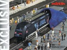1 Märklin Exclusiv 1998 3/98 Prospekt catalog model railways Starlight Express