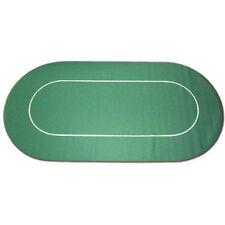 Panno da Texas Hold'em-poker verde 180x90 cm.