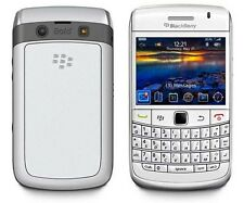 BLACKBERRY BOLD 9780 White Unlocked Gps Cell Phone Blackberry Os V5.0 Smartphone