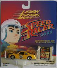 Johnny Lightning-speed racer 2000 racer x stock car Nouveau/OVP