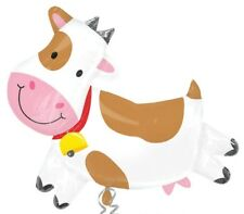 43 Inch Patch Cow Shaped Foil Balloon CS137