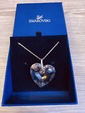 collier femme swarovski coeur