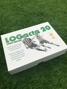 NEW LOGacta 20 Chart Soccer - Redesigned and updated version!
